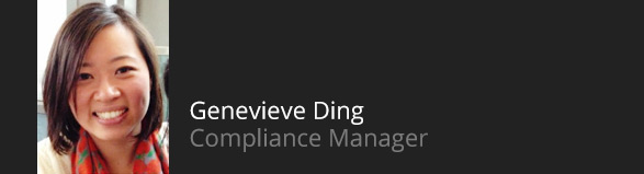 Genevieve Ding Compliance Manager